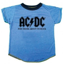 AC/DC Boys Tee Shirts