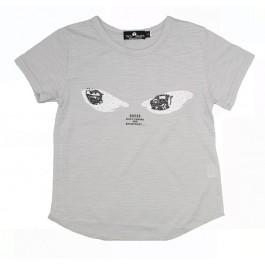 Monster Eyes Crew Neck Tee Shirt