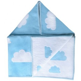 Cloud Baby Blanket