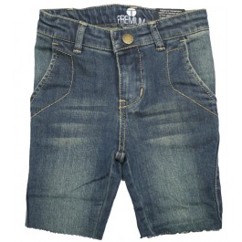 Denim Blue Jeans Shorts