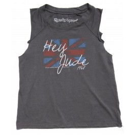 Beatles Hey Jude TomBoy Tank