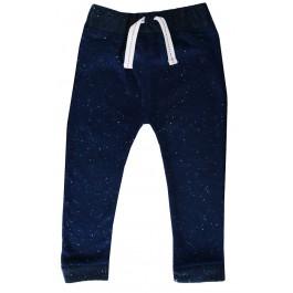 Infant Speckled Navy Blue Pants