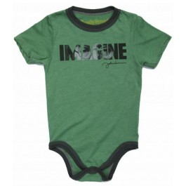 John Lennon Imagine Boys Onesie