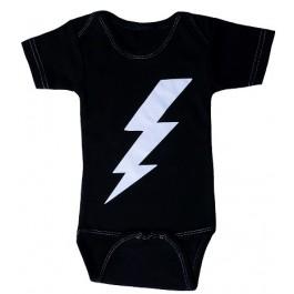 Lightning Newborn Onesie