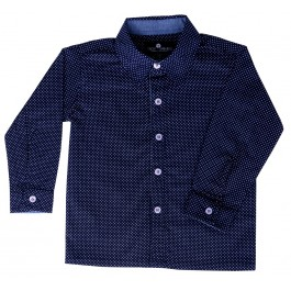 Pok A Dot Boys Dress Shirt