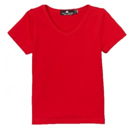 Classic V-Neck Boys T-Shirt