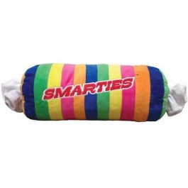 Smarties Fleece Pillow