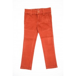 Toddler Slim Cut Khaki Pants