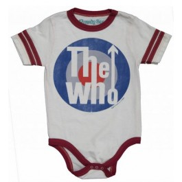 The Who Short Sleeve Kids Onesie