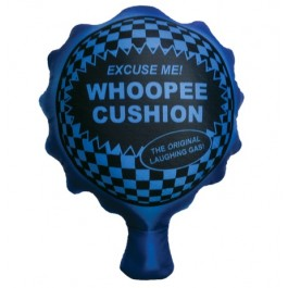 Whoopee Cushion Pillow