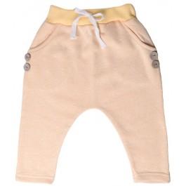 Yellow Hip Harem Pants