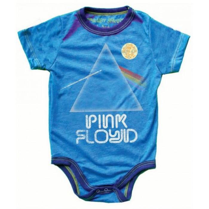 Pink Floyd Dark Side Of The Moon Kids Onesie
