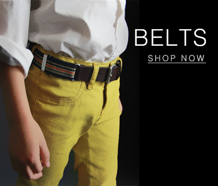 troy james boys belts